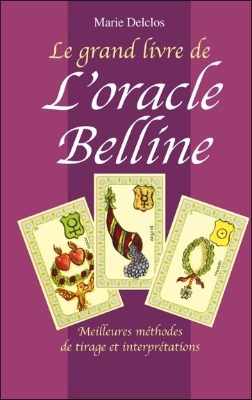 Grand livre de l'oracle Belline