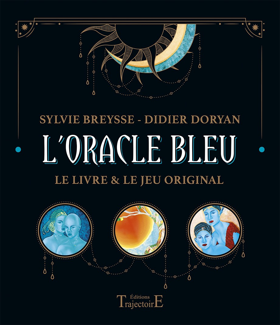 Coffret l'Oracle Bleu