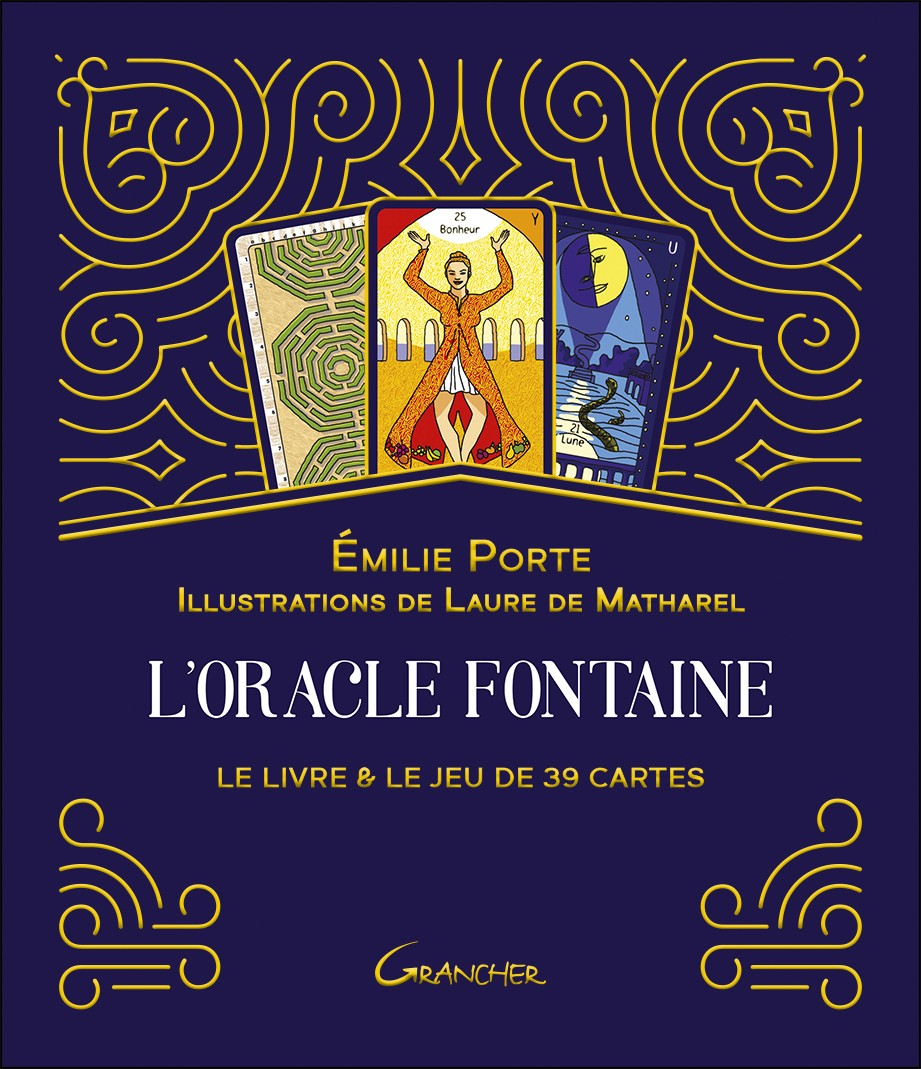 Coffret l'Oracle Fontaine