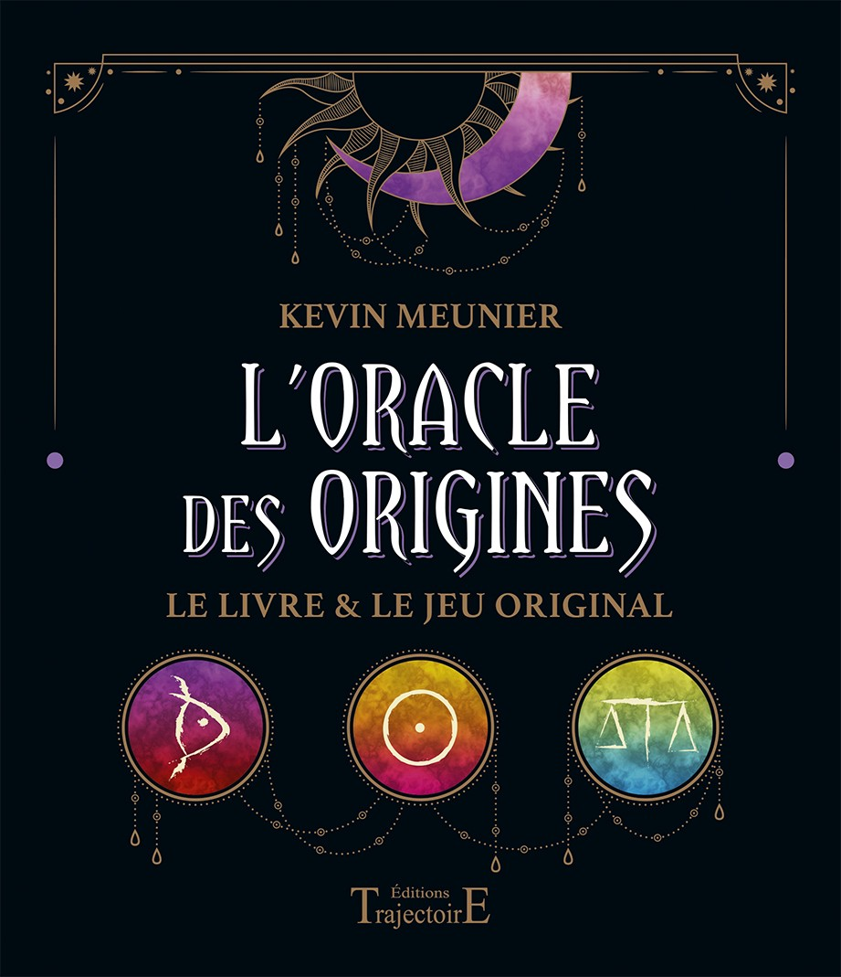 Coffret l'Oracle des Origines